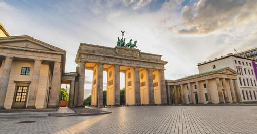 Brandenburg Gate – Berlin