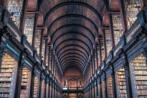 View the Book of Kells at Trinity College