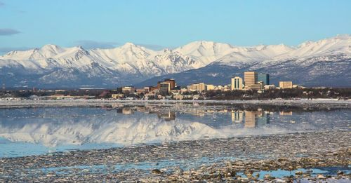 Spend a day in Anchorage