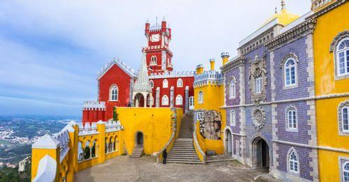 Take a Day Trip to Sintra