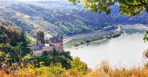 Middle Rhine Gorge
