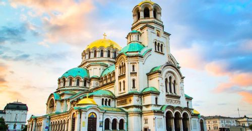 Go inside the Alexander Nevsky Cathedral