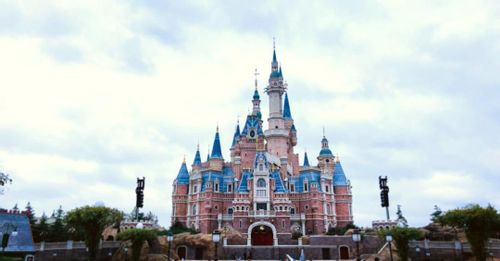 Have fun at Shanghai Disneyland Park