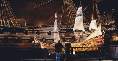 Learn history at the Vasa Museum