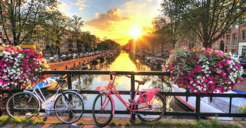 Explore Amsterdam on Two Wheels