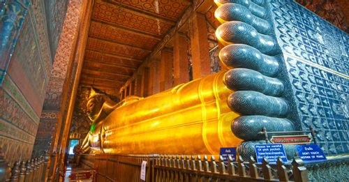 Wat Pho – Temple of the Reclining Buddha (Bangkok)