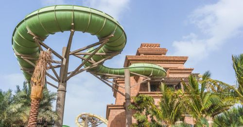 Have some fun at Aquaventure