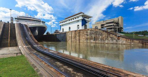 The Panama Canal (Panama)