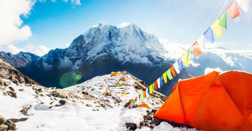 Trek to the Mount Everest Base Camps