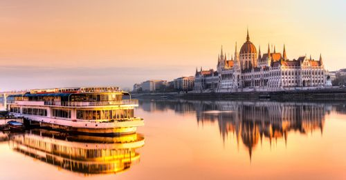 Go on a Danube River Cruise