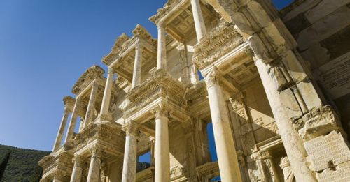 Discover the Ephesus Ruins to see a lost Ancient Greek City