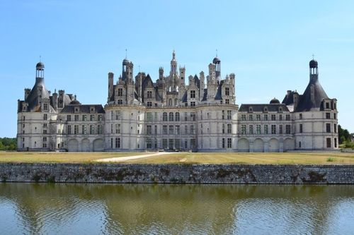 Appreciate Architecture at Chateau De Chambord