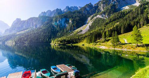 Gosau Lakes