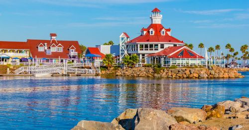 Check out Shoreline Village