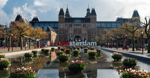 Go Museum Hopping in Amsterdam