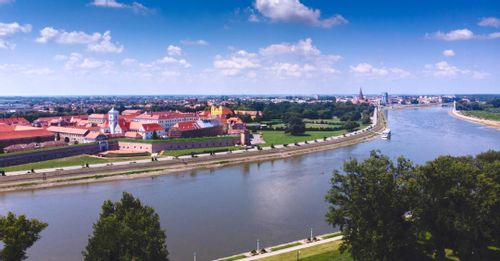 Ride a Bike in Picture-Perfect Osijek