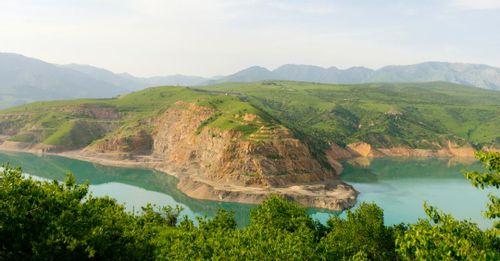 Enjoy the View at Charvak Reservoir