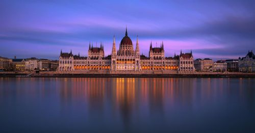 Budapest, Hungary - City of Embarkation