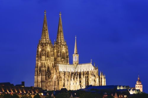 Marvel at the Cologne Cathedral