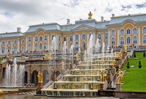 Grand Peterhof Palace