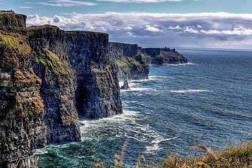 Stand in Awe at the Cliffs of Moher