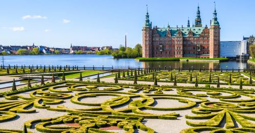 Learn history at Frederiksborg Castle
