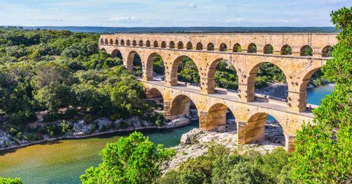 Visit Pont Du Gard