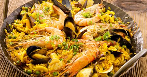 Indulge in Authentic Spanish Food and Wine
