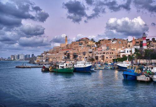 Jaffa Port City