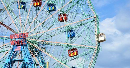 Take a trip to Coney Island