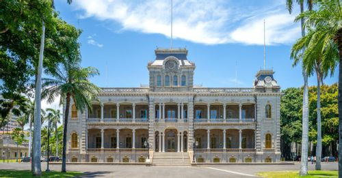 Explore Iolani Palace