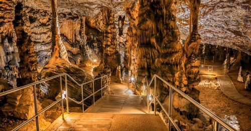Visit the Caves of Aggtelek Karst National Park