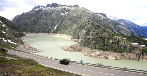 Grimsel Canyoning