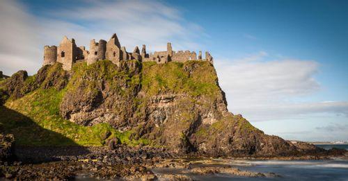 Visit the Beautiful Dunluce Castle