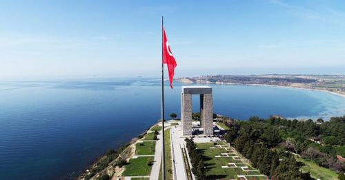 Travel to the Gallipoli Peninsula in Turkey