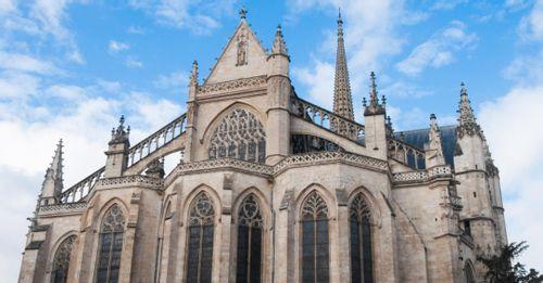 Basilica of Saint Michael, Bordeaux