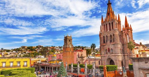 Spend time in Guanajuato
