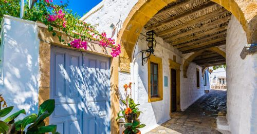 Join Easter Festivities in Patmos