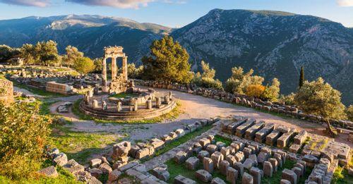 Explore Ancient Delphi