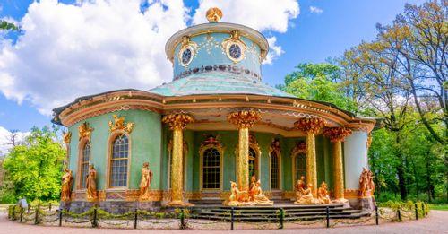 Sanssouci House – Potsdam