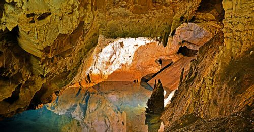 The Vrelo Cave