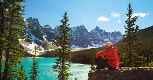Adventure through the Rockies in Canada