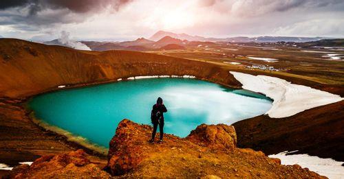 Visit Lake Myvatn