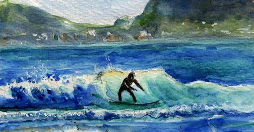 See art at the Honolulu Museum of Art