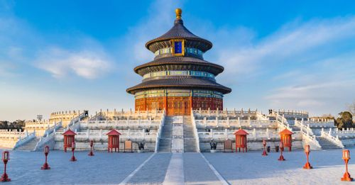 Explore the Temple of Heaven