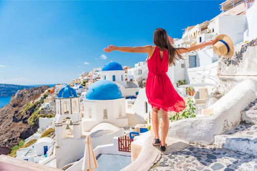 Go Island Hopping in Greece