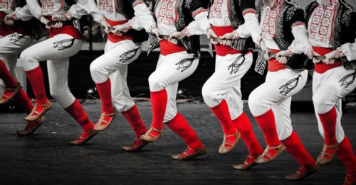 Watch Traditional Bulgarian Dances at a Folklore Show in Nessebar