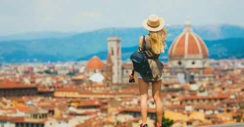 Take a Walking Tour of Florence