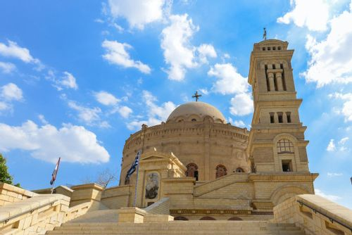 Visit Coptic Cairo, Egypt