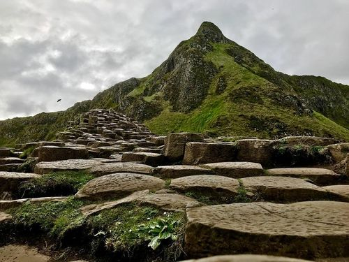 Take in the Beauty Giant's Causeway